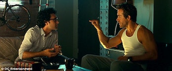 Taika Waititi played Hal Jordan's best friend Thomas Kalmaku in 'Green Lantern' (2011).
