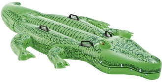 "Giant Gator Ride-on Floating Mat, 84"" X 50"""