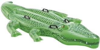 "Giant Gator Ride-on Floating Mat, 84"" X 50"""