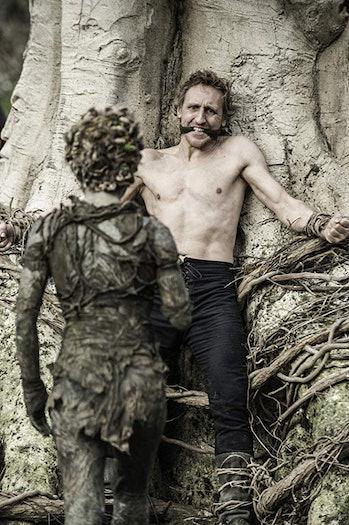 Vladimir Furdik as the human Night King in Game of Thrones