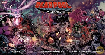 Deadpool Til Death Do Us