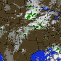 U.S. Map Shows Where It's Cloudy for Today's Total Solar Eclipse