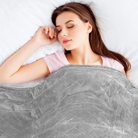 This Weighted Blanket Is Your Solution to Sleeping Better Tonight