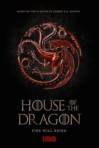 'House of the Dragon' release date cast plot hbo premiere episode 1