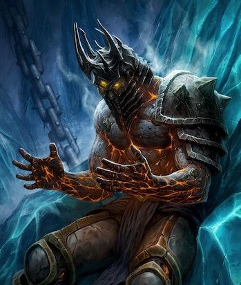Bolvar Fordragon Lich King World of Warcraft