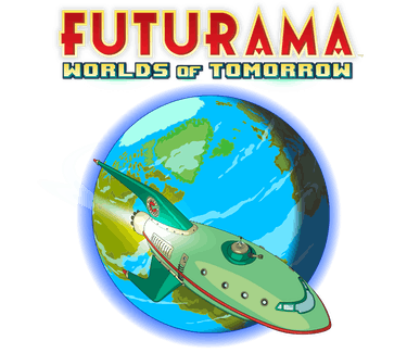 Futurama: Worlds of Tomorrow is looking pretty good.