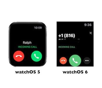 apple watchos 6 beta