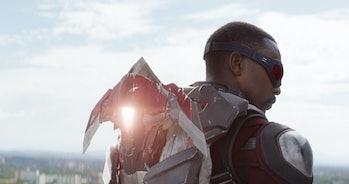 Captain America Civil War Falcon Phase 4