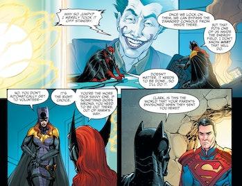 DC Comics Injustice Year Five Batman Superman Batgirl Batwoman Joker