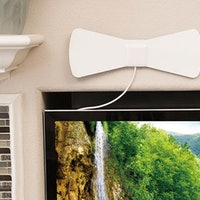 Ditch the Rabbit Ears for This Sleek Over-the-Air HD Antenna