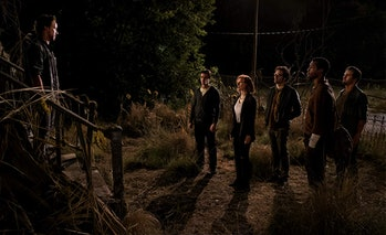 The adult Losers Club prepares to confront Pennywise.