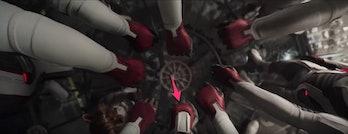 avengers endgame new clip spoilers leak