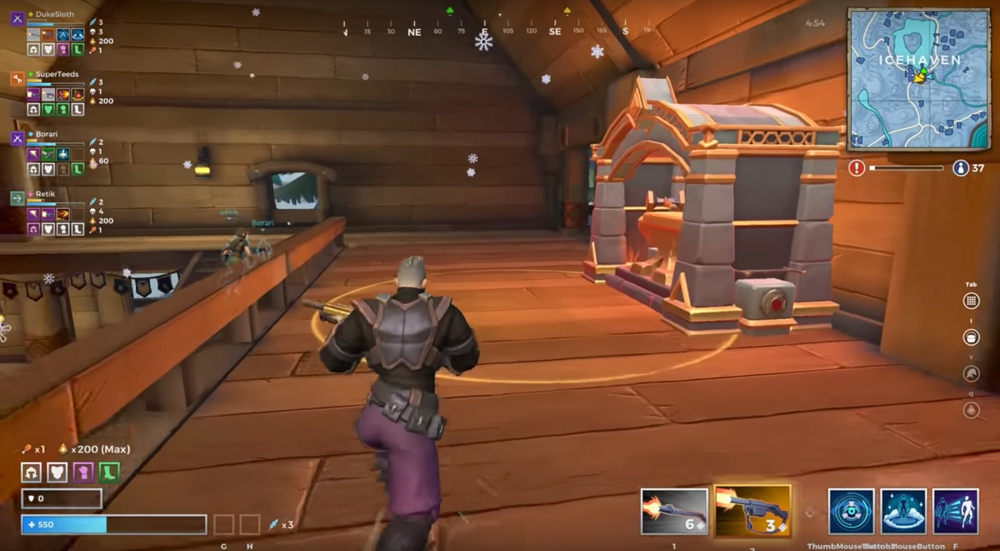 realm royale forge