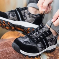 These Stylish Shoes Look Like Sneakers but Take a Beating Like Work Boots