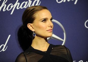 Natalie Portman stars in 'Annihilation'