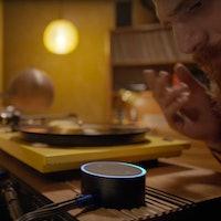 Amazon Debuts Its Alexa-Enabled Echo Dot