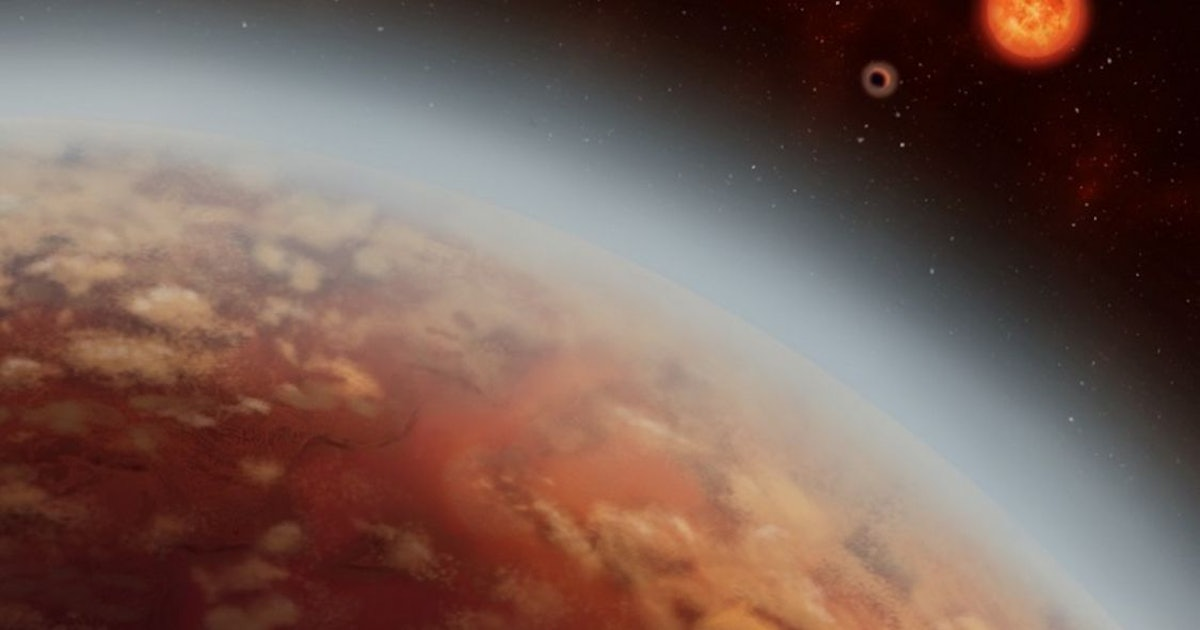 Scientists Detect Water for the First Time Outside Our Solar System