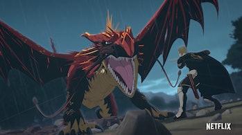 the dragon prince season 2 trailer breakdown