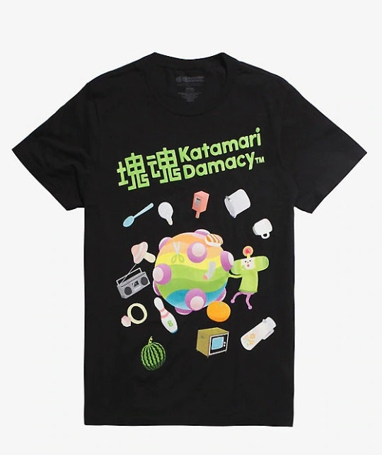 KATAMARI DAMACY PRINCE T-SHIRT