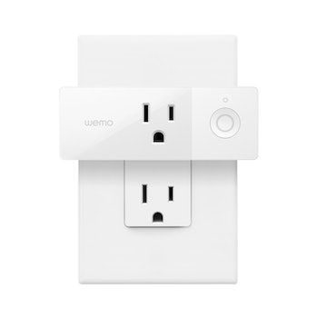 Wemo Smart Plug Mini WiFi Plug