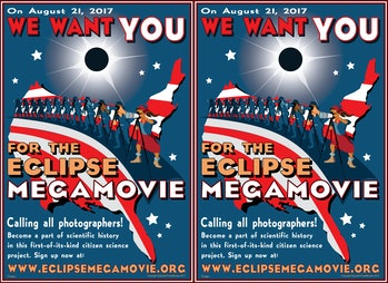 solar eclipse megamovie scientists