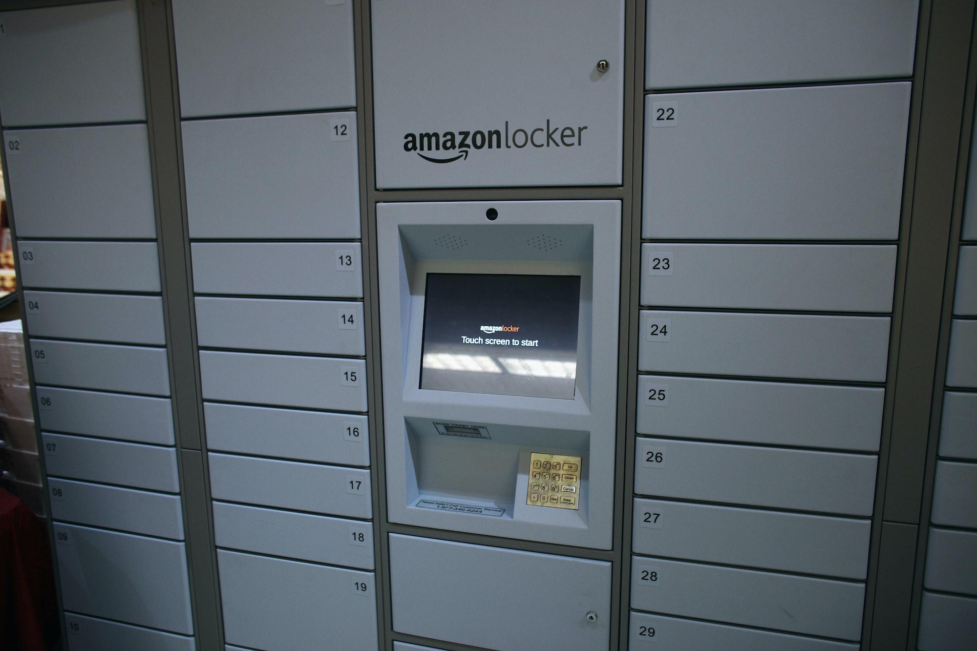 Amazon Locker