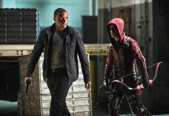 Arrow Arsenal Roy Harper