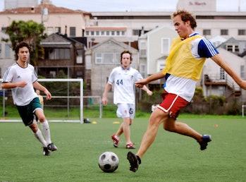 intramural soccer