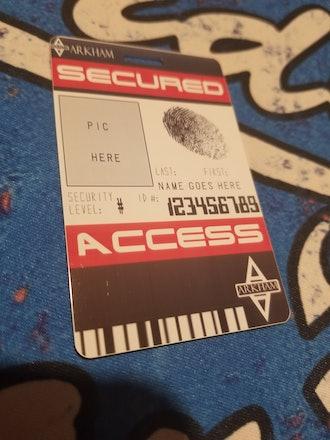 Arkham Asylum ID