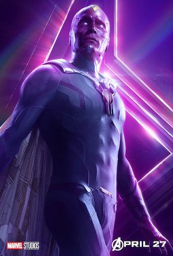 Avengers Vision