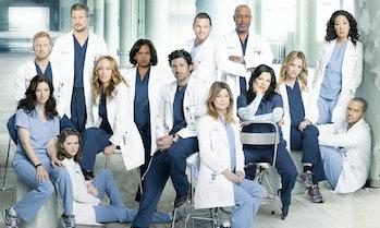 'Grey's Anatomy'