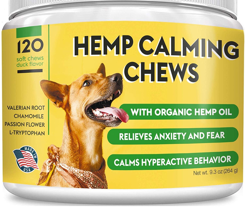 hemp chews