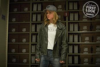 'Captain Marvel' Brie Larson as Carol Danvers
