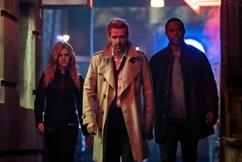 Crisis on Infinite Earths Constantine