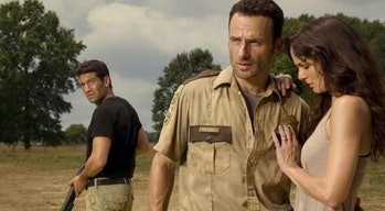 Remember these Season 1 vibes from 'The Walking Dead'?