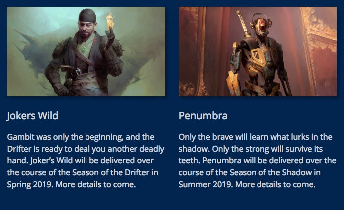 'Destiny 2' Summer Season