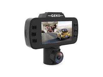 OwlScout Front & Cabin Full HD 1080p WiFi GPS Dash Cam