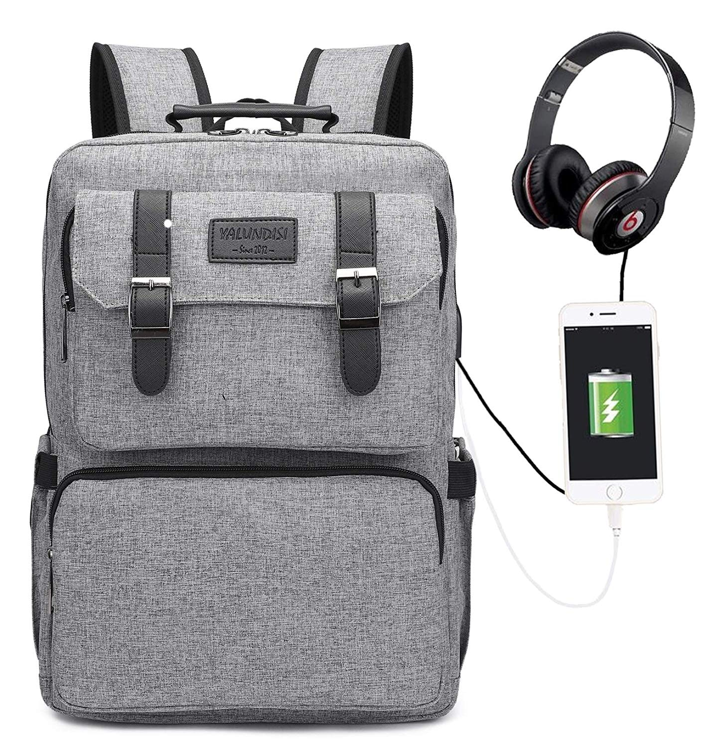 Laptop Backpack for Men and Women