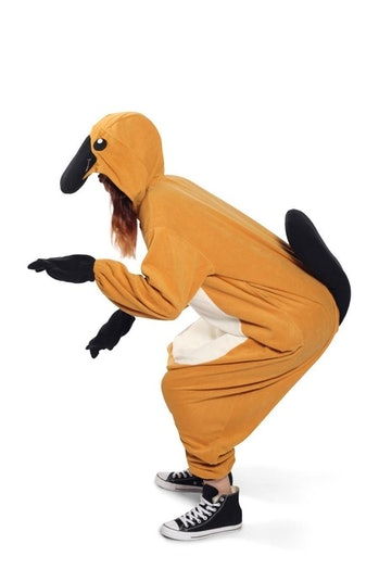 Halloween Adults Onesie Kigurumi Costumes Fuzzy