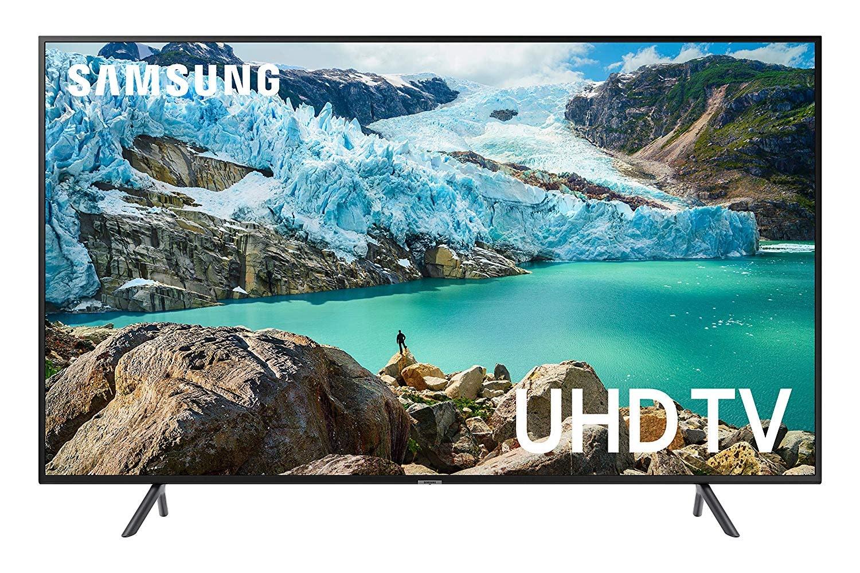 Samsung UN55RU7100FXZA Flat 55-Inch 4K UHD 7 Series Ultra HD Smart TV