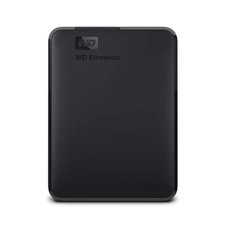 Western Digital 2TB Elements Portable External Hard Drive - USB 3.0