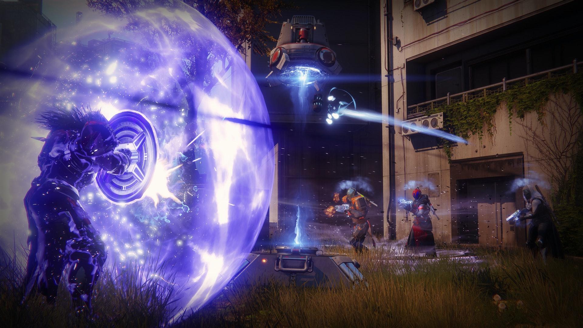Destiny 2 Bungie Activision Titan Subclass Sentinel