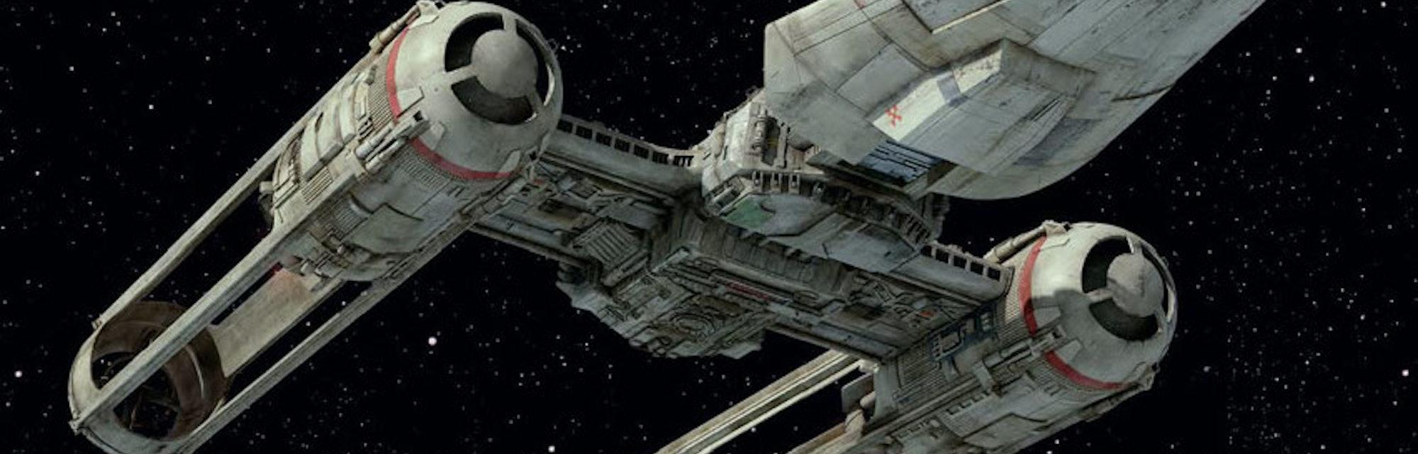 Star Wars 9 Leaks Time Travel Rumors Debunked By New Y Wing Details