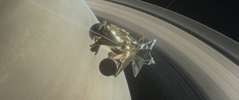 NASA's Cassini spacecraft