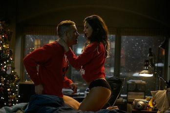 Deadpool Ryan Reynolds Morena Baccarin