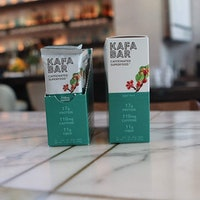 The Kafa Bar Packs All The Protein And Caffeine Your Body Craves