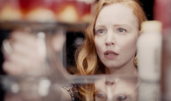 Lauren Ambrose plays Dorothy Turner, who shows signs of mental recovery after losing her infant son ...