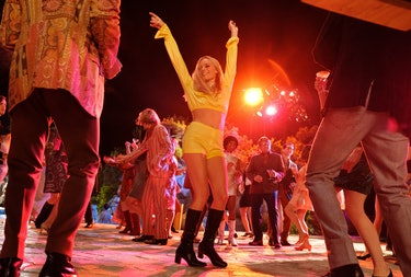 Once Upon a Time in Hollywood Margot Robbie