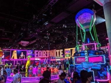 fortnite booth e3 2019
