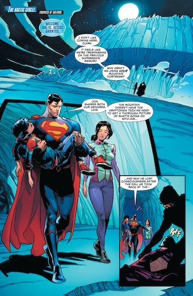 Superman Comics Fortress of Solitude